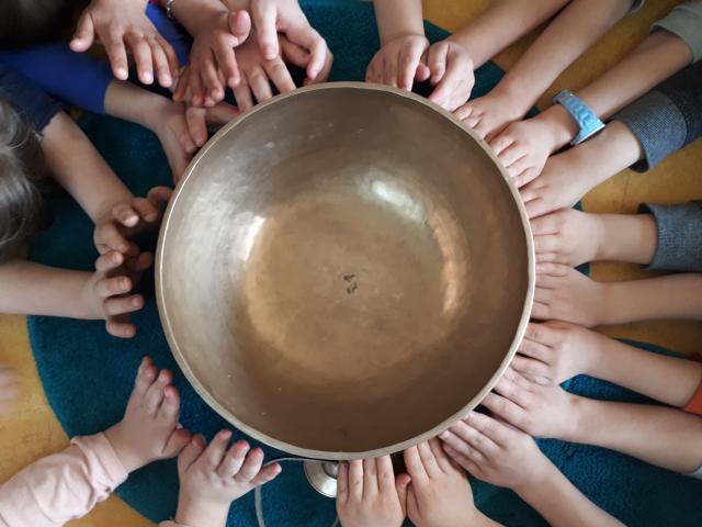 Sei dabei ,lass los | Yoga Nidra Kids